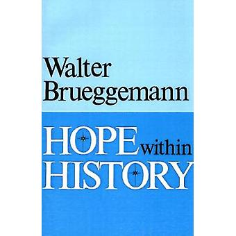 Hope Within History by Brueggemann & Walter