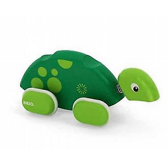 BRIO Push langs Turtle 30193