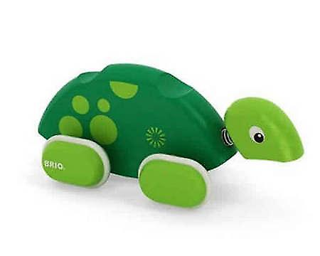 BRIO Push Along Turtle 30193