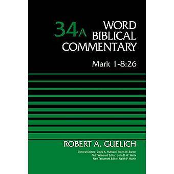 Markieren Sie 1826 Volumen 34A durch Guelich & Robert A.