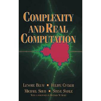 Complexity and Real Computation by Blum & Lenore