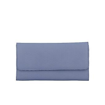 Zanellato 18:00 Cachemire Blandine Lilac Leather Wallet