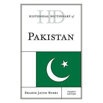 Historical Dictionary of Pakistan by Burki & Shahid Javed