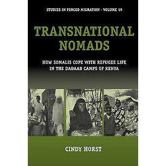 Transnationale Nomaden wie Somalier Flüchtling Leben im Lager Dadaab in Kenia durch Horst & C. bewältigen