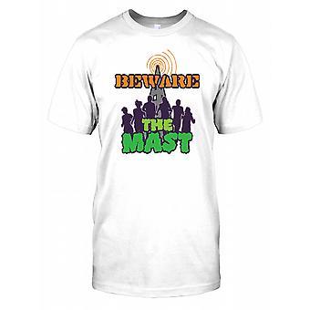 Beware The Mast Kids T Shirt