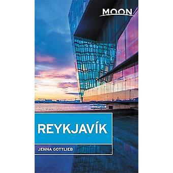 Moon Reykjavik (andra upplagan) av Jenna Gottlieb - 9781640496446 bok