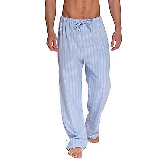 British Boxers Westwood Blue Stripes Men's Pyjama Trousers