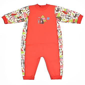 Splash About Warm in One Fleece Lined Baby Wetsuit | Into The Woods