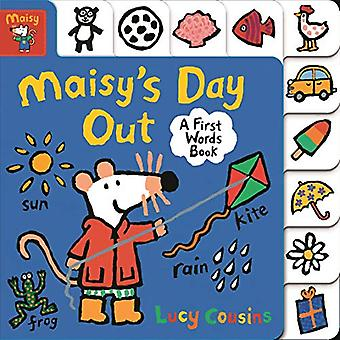 Maisy's Day Out: A First Words Book (Maisy) [Board book]