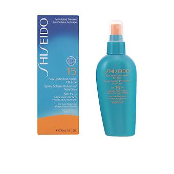 SUN PROTECTION oil-free SPF15 vapo