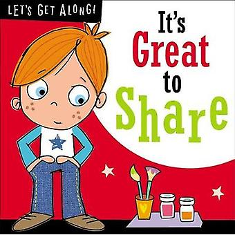 Let's Get Along - It's Great to Share by Thomas Nelson - 9781785988585