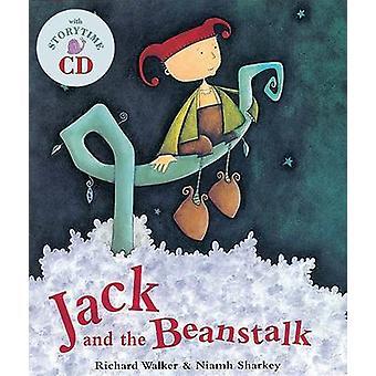 Jack and the Beanstalk by Richard Walker - Niamh Sharkey - 9781905236