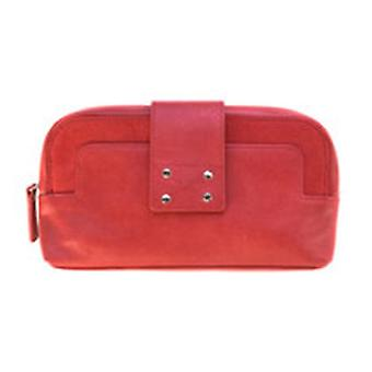 Status Anxiety Elsa Wallet - Red
