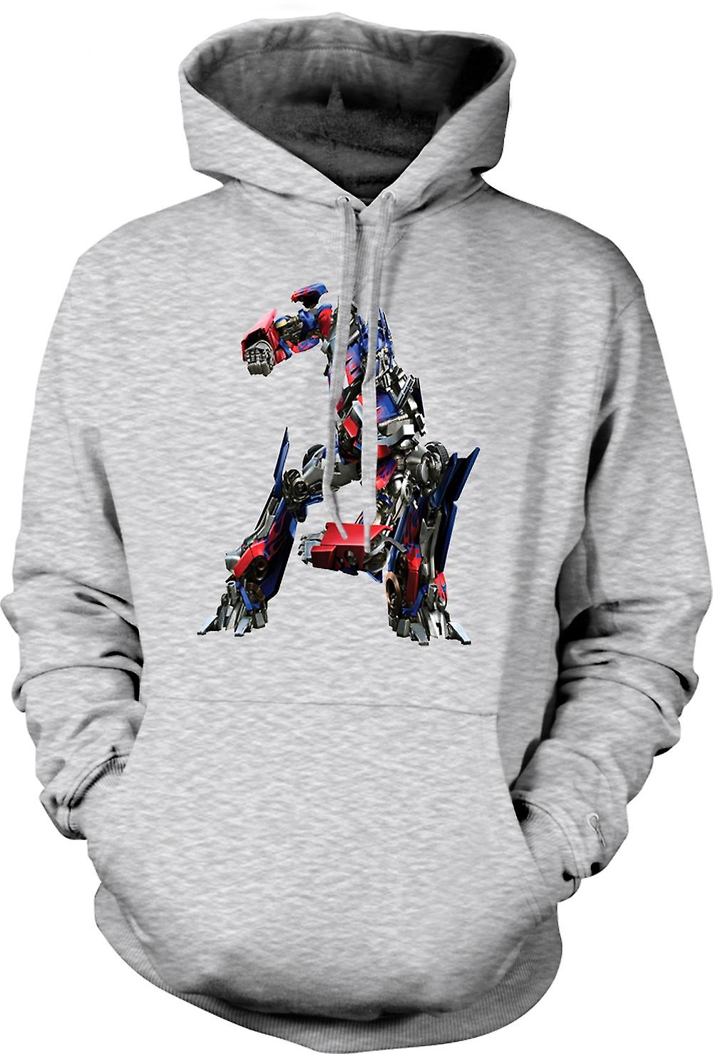 Mens Hoodie - Optimus Prime - Transformers