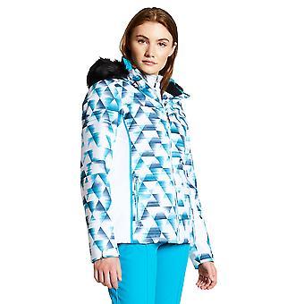 Dare 2b Womens Copious Waterproof Breathable Ski Coat Jacket