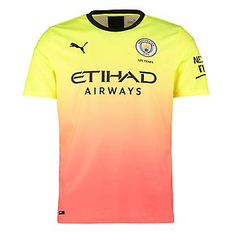 2019-2020 Manchester City Puma Troisième Maillot de Football