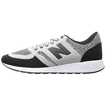 New Balance Men's Rl420v2 Sneaker, Grey/Black, 11.5 D US