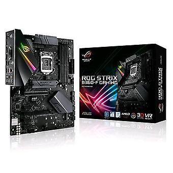 Asus rog strix b360-f placa base atx gaming socket h4 chipset b360