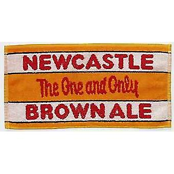 Newcastle Brown Ale Baumwolle Bar Handtuch (pp)
