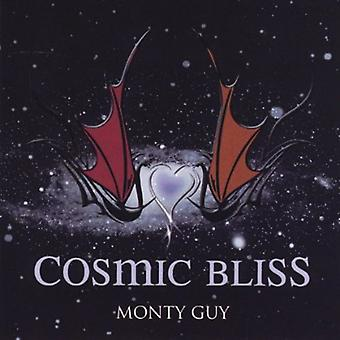 Monty Guy - Cosmic Bliss [CD] USA import