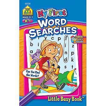 My First Little Busy Book Word Search 2738