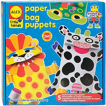 Paper Bag Puppets Kit 1411