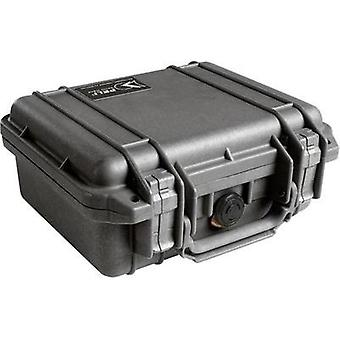 PELI Outdoor case 1200 5 l (W x H x D) 270 x 124 x 246 mm Black 1200-000-110E
