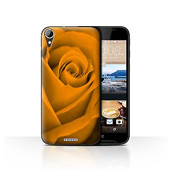 STUFF4 Case/Cover for HTC Desire 830/Orange/Rose