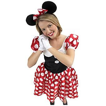Minnie Mouse licenseret kostume