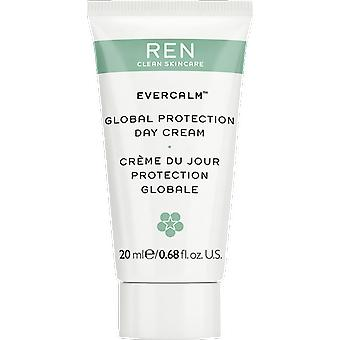 REN Evercalm Global Protection Day Cream Travel