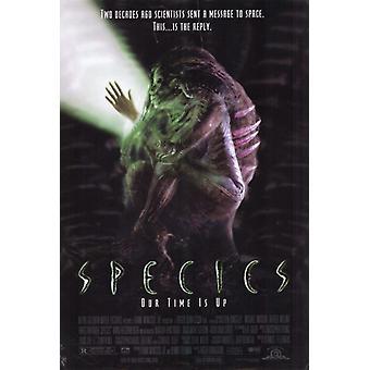 Species Movie Poster Print (27 x 40)