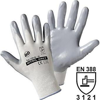 worky 1155 Micro/Nitrile fine knit glove