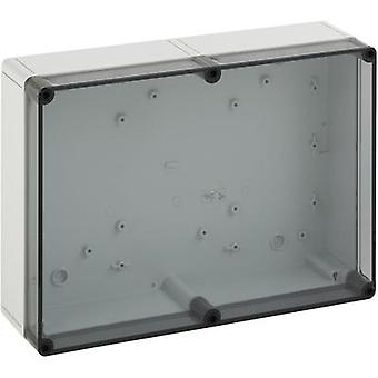 Build-in casing 254 x 180 x 111 Polycarbonate (PC), Polystyrene (EPS) Light grey (RAL 7035) Spelsberg PS 2518-11-t 1 pc