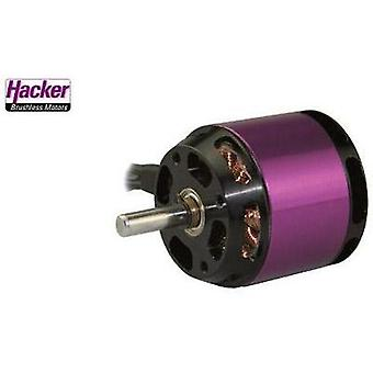 Model aircraft brushless motor Hacker A30-10 L V4 kV (RPM per volt): 1185 Turns: 10