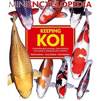 Manuals/encyclopedias Mini Encyclopedia Of Keeping Koi