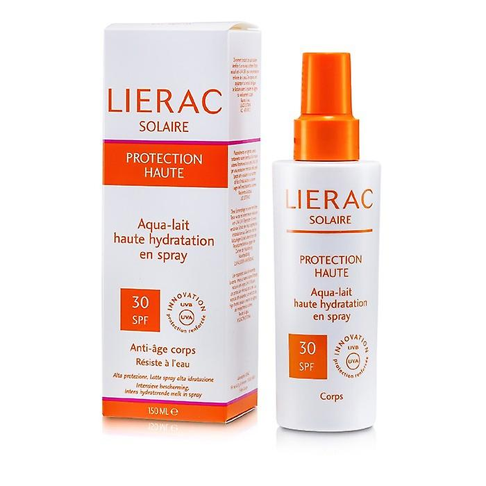 Lierac High Hydration Spray On Aqua Body Lotion SPF 30 150ml/5.14oz