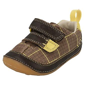Clarks Boys First Shoes Cruiser Lad
