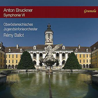 Bruckner / stemmeurnerne / Jugendsinfonieorchester - Anton Bruckner: Symphonie VI [SACD] USA import