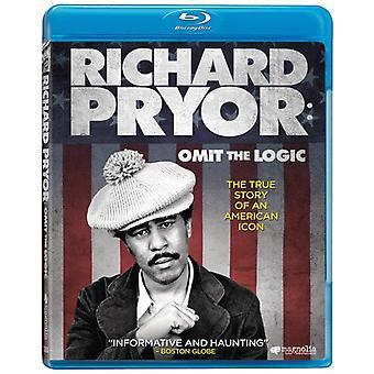 Richard Pryor: Omit the Logic [BLU-RAY] USA import