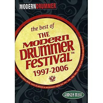 Best of the Modern Drummer Festival 1997-06 [DVD] USA import