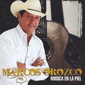 Marcos Orozco - importação EUA Musica En La Piel [CD]
