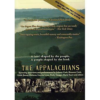Appalachians [DVD] USA import