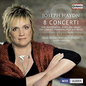 J. Haydn - Haydn: 8 Concerti [CD] USA import