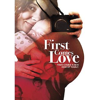First Comes Love [DVD] USA import