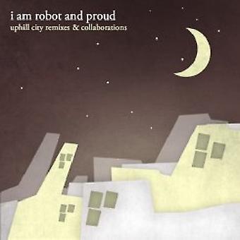 Jeg Am Robot & stolt - op ad bakke by Remixes & samarbejder [CD] USA importerer
