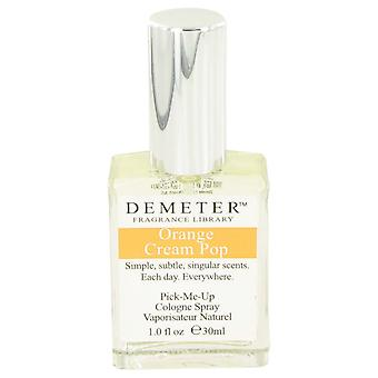 Demeter Women Demeter Orange Cream Pop Cologne Spray By Demeter