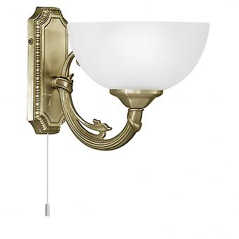 Eglo SAVOY Bronze antik væglampe