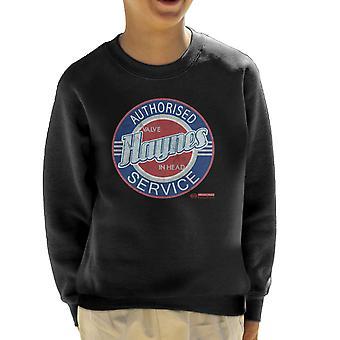 Haynes Buick autorisierten Servicecenter Kinder Sweatshirt