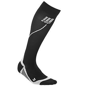 CEP kompression strømper køre sokker 2.0 - sort grå damer