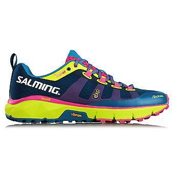 Salming Dame løbesko trail 5 blå - 1287045-3319